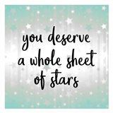 Sheet of Stars v2