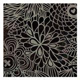Stencil Floral III