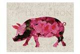 Flower Farm Pig
