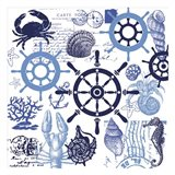 Nautical Set Blues 02