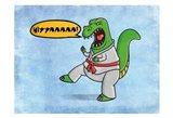 Karate Dino