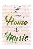 Musical Home