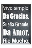 Vive Simple 1