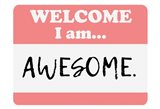 Welcome Awesome