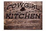 Cowgirl Kitchen