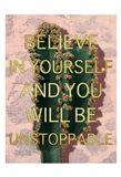 Unstoppable Belief