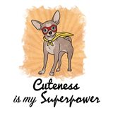 Superpowered Cuteness