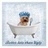 Late Bath