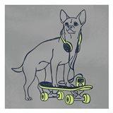 Skateboarding Stewie