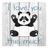 Loving Panda 1
