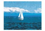 Shapes At Sea