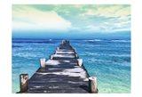 Dock At Sea