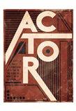 Actor Definition