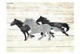 3 Icon Horse