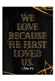 He First Loved