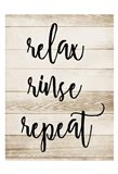 Relax Rinse Repeat