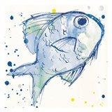 Minimal Sketch Fish
