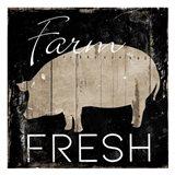 Farm Fresh Pig