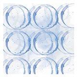 Indigo Circles 1