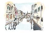 Venice In Ink