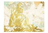 Meditate Gold