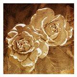 Loving Gold Roses
