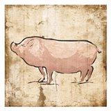 Cream Pig