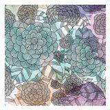 Watercolor Bouquet 1