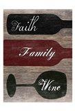 Faith Family Wine
