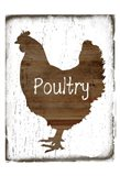 Poultry Butcher Block