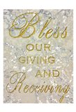 Bless Our Giving