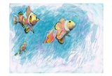 Clowfish Trio
