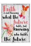 Faith Is Not