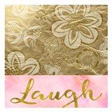 Laugh Golden Flowers