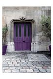 Purple Door 4