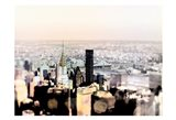 Pastel Skyline