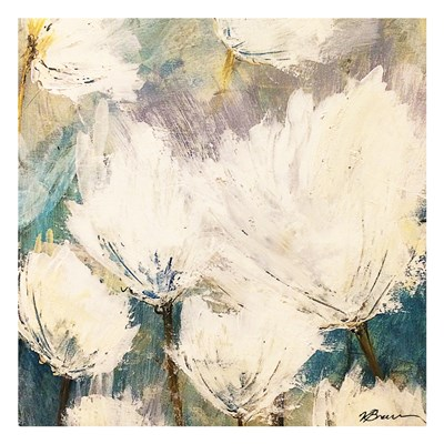 Floral Blowout Poster by Victoria Brown for $18.75 CAD