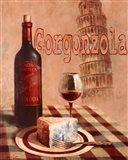 Gorgonzola - Pisa
