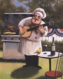 Barbecue Chef - Banjo