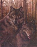 Wolves Pair