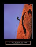 Determination - Climber