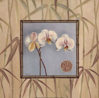 Orchid Spa III Poster by Lisa Audit for $17.50 CAD