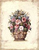 Floral Pot I