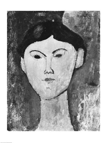 Beatrice Hastings Poster by Amedeo Modigliani for $30.00 CAD