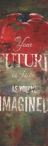 Your Future Poster by Rodney White for $45.00 CAD
