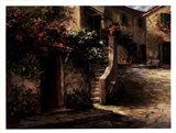Magliano Courtyard