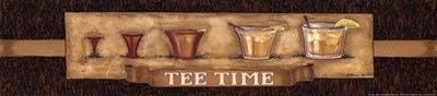 Tee Time Poster by Becca Barton for $11.25 CAD