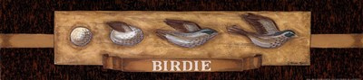 Birdie Poster by Becca Barton for $11.25 CAD