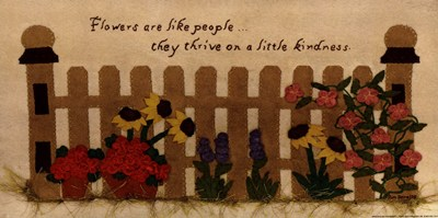 A Little Kindness Poster by Pam Bennet for $12.50 CAD
