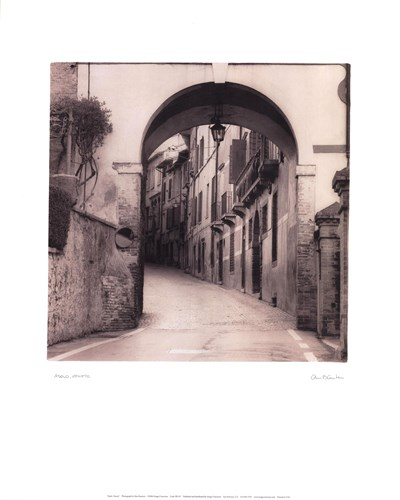 Asolo, Veneto Poster by Alan Blaustein for $18.75 CAD